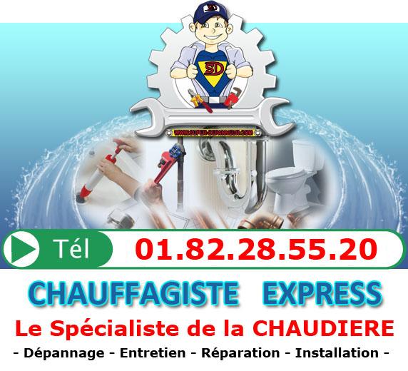 Depannage Chaudiere Cregy les Meaux 77124