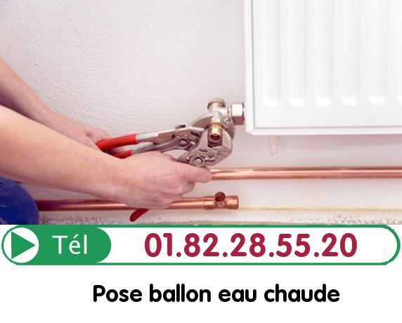 Depannage Chaudiere Nanteuil les Meaux 77100