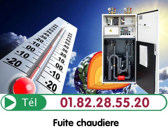 Fuite Chaudiere Fontenay aux Roses 92260