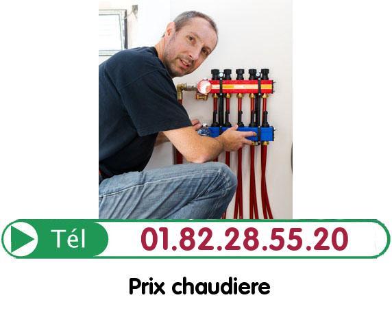 Fuite Chaudiere Paris 12