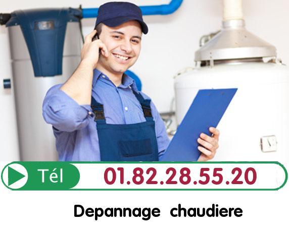 Fuite Chaudiere Paris 19