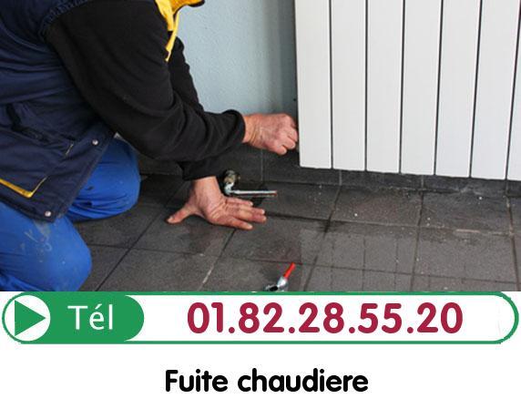 Fuite Chaudiere Paris 4