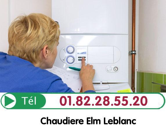 Fuite Chaudiere Val-d'Oise