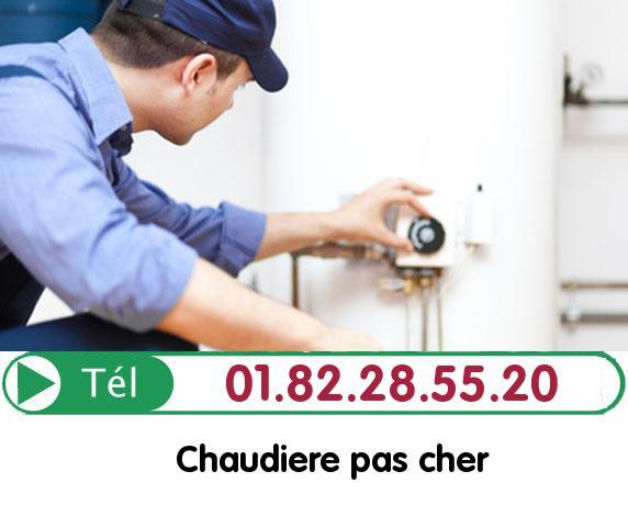 Fuite Chaudiere Villeneuve la Garenne 92390