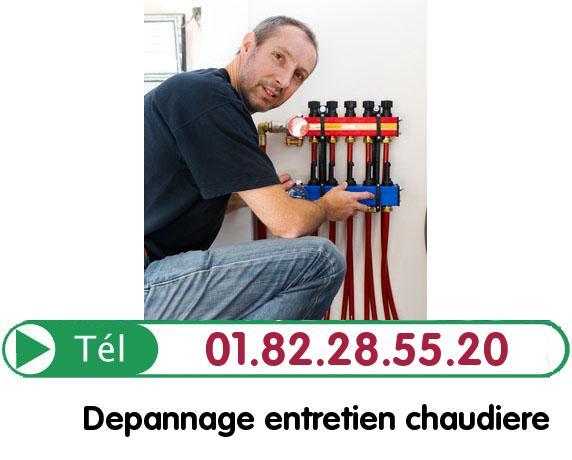 Panne Chaudiere Oise