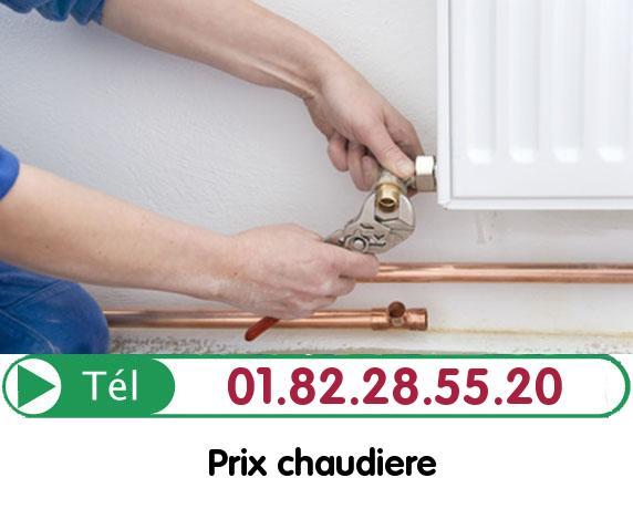 Panne Chaudiere Paris 20
