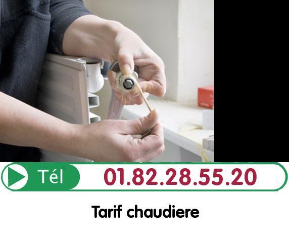 Panne Chaudiere Paris 4