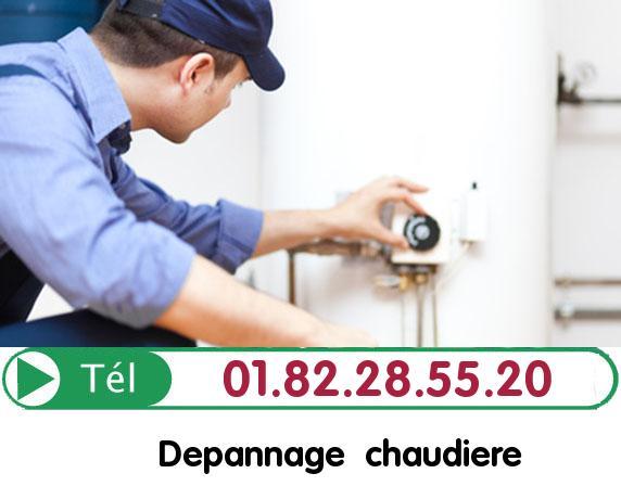 Réparation Chaudiere